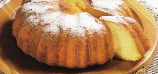 Receita de bolo de fubá com leite condensado