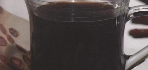 Receita de café com especiarias e rum