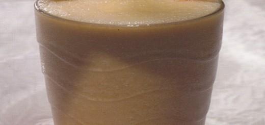 Receita de frapê de café e laranja