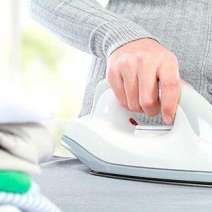 Como limpar o ferro de passar
