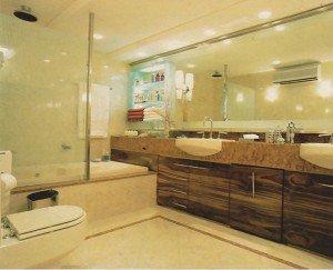 Como manter o banheiro limpo e cheiroso