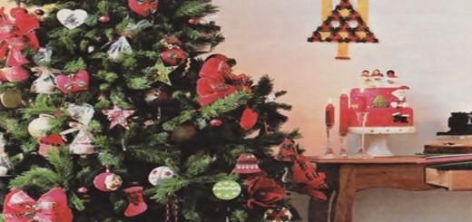 Confira algumas ideias que vão deixar linda sua árvore de Natal
