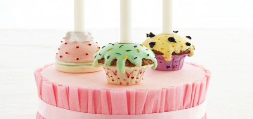Como fazer um suporte de isopor para cupcakes