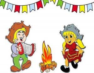 Brincadeiras típicas juninas para as crianças
