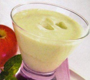 Receita de coquetel de frutas sem álcool