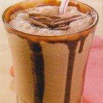 Receita de milk shake de chocolate