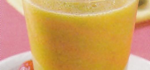 Receita de refresco com frutas