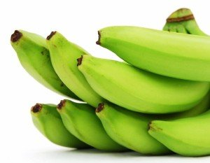Como faz biomassa de banana verde