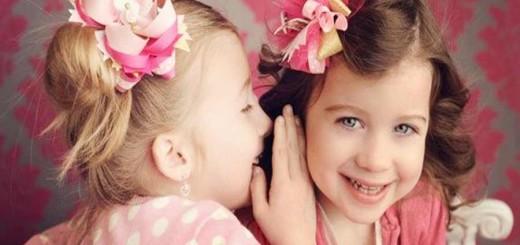 Como lidar com os segredos das crianças