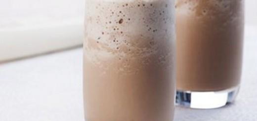 Shake cappuccino