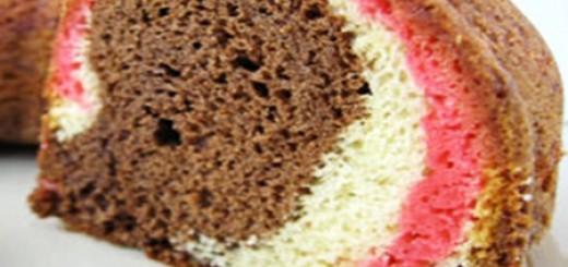 Receita de bolo napolitano