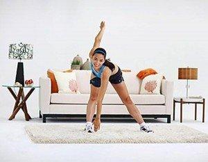 Exercícios físicos para fazer em casa