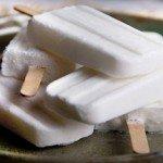 Receita de picolé caseiro de coco