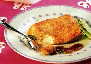 Receita de filé de peixe com molho picante