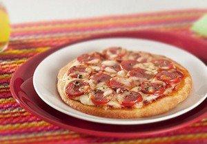 Receita de pizza de salsicha