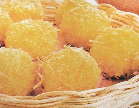 Receita de croquete de milho