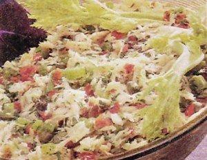 Receita de salada portuguesa