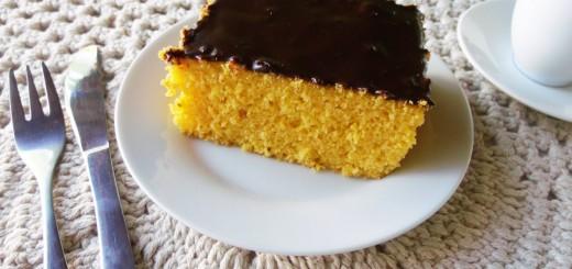 Como faz bolo de cenoura passo a passo