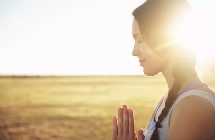 Fique em paz com Deus