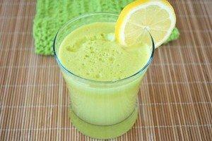 Suco para limpar o fígado e reduzir peso