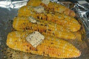 Como assar milho verde no forno