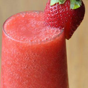 Receita de suco de melancia