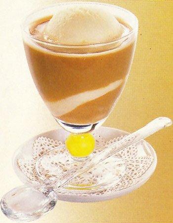 Receita de café vienense