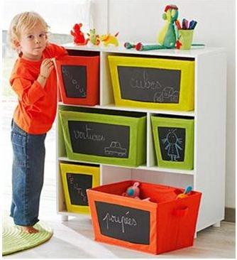 Dicas de Organização de Brinquedos