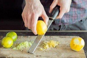 Dicas para ter sempre raspas de limão e laranja