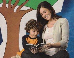 Como contar histórias para seu filho
