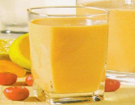 Receita de vitamina de acerola