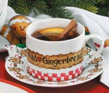 Receita de chá de canela e laranja