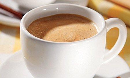 Receita de cappuccino cremoso