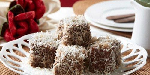 Receita de bolo bombom de coco