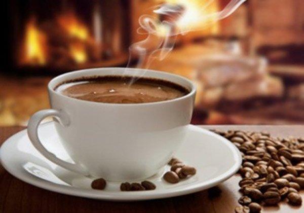 Receita de café com especiarias