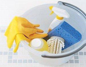 Dicas para economizar água na limpeza doméstica