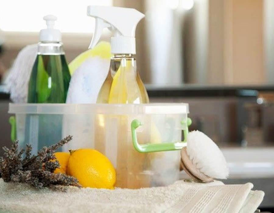 Dicas de limpeza com produtos alternativos