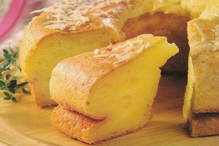 Receita de superpão de queijo