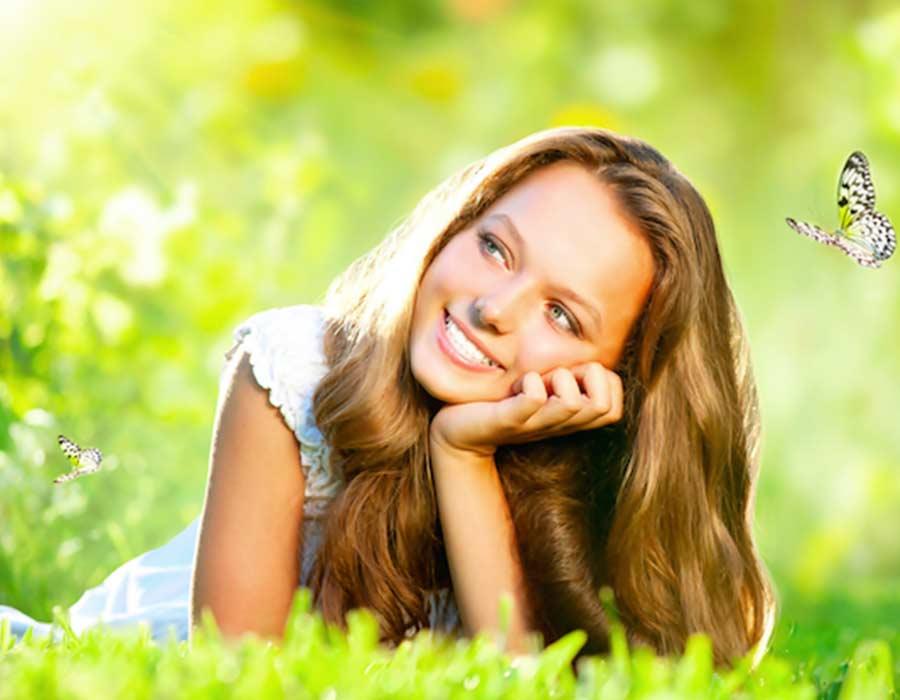 Dicas de como ser mais feliz, serena e confiante