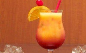Receita de tequila sunrise