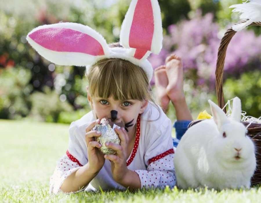 Brincadeiras de Páscoa divertidas para fazer com as crianças