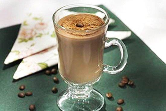 Receita de chocafé quente