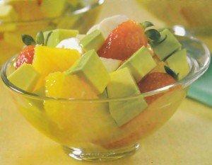Receita de salada de frutas