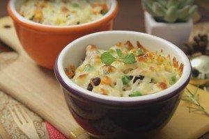 Receita de arroz de forno com Fiesta