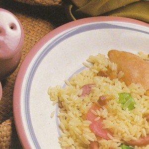 Receita de arroz de braga