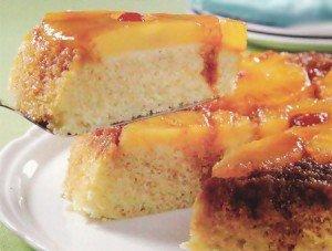 Receita de bolo de abacaxi no micro-ondas