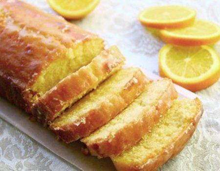 Receita de bolo de laranja com leite condensado