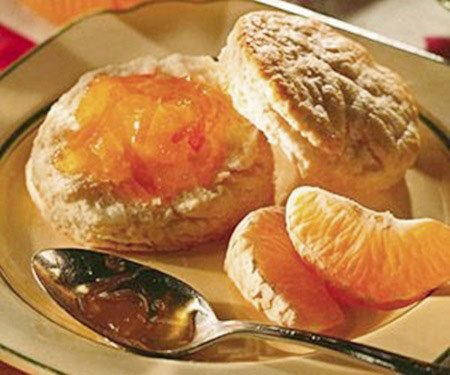 Receita de geleia de tangerina