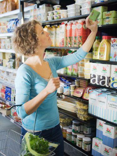 Dicas de como entender os rótulos de alimentos