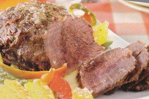 Receita de carne de panela com mandioquinha